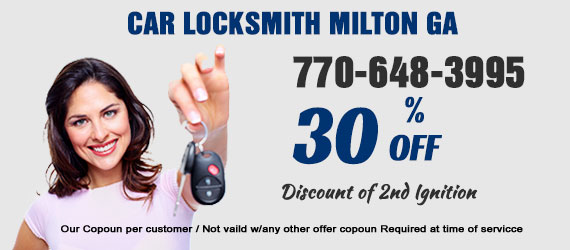 car key services Milton GA